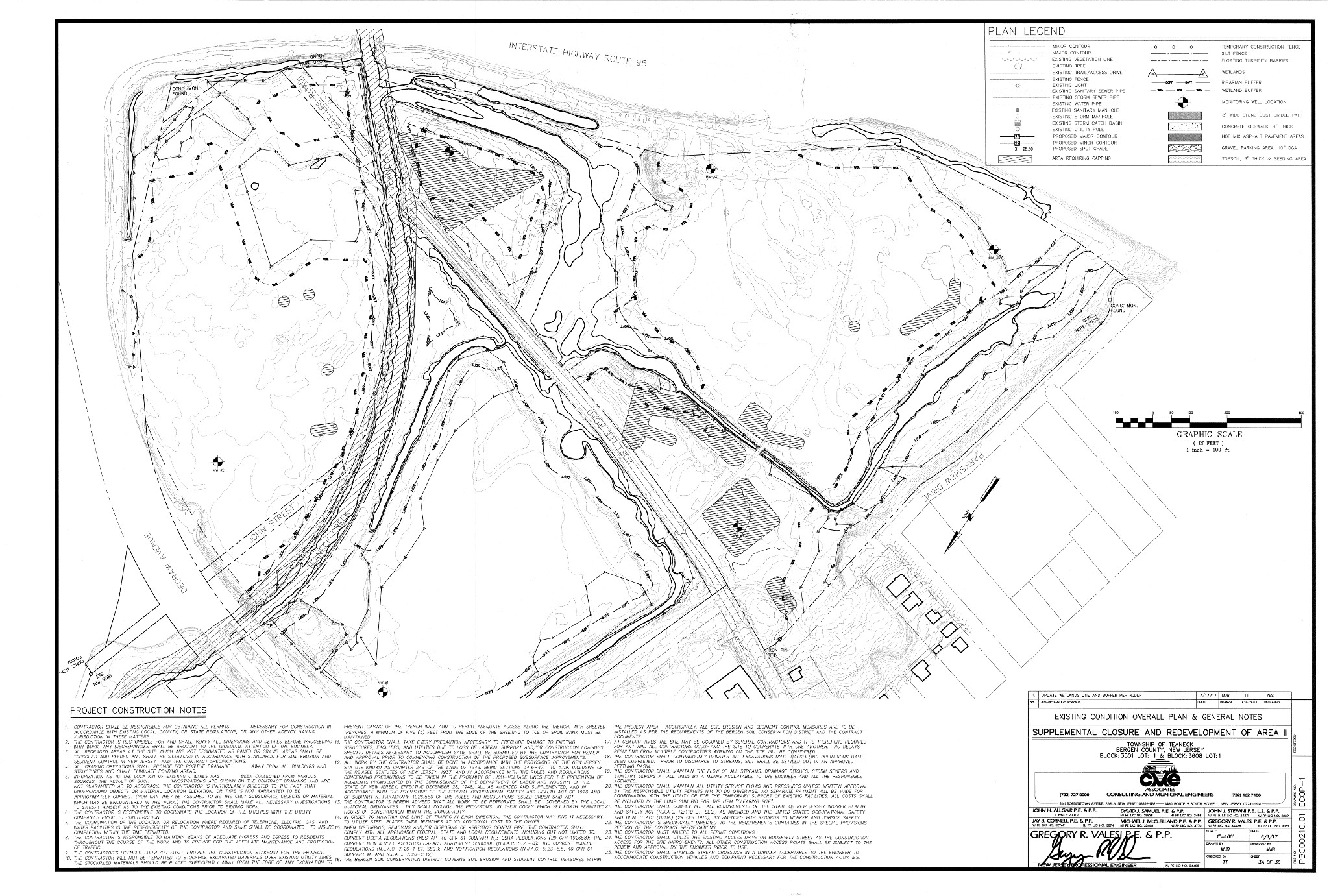 Overpeck Park Changes - Teaneck Today