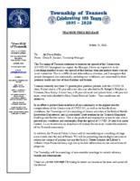 COVID-19 3March 11th press release