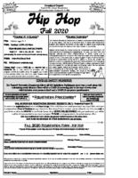 Hip Hop Flyer (PDF)