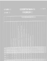 Teaneck BOE Results (2007)