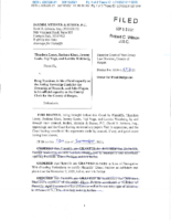 ORDER SHOW CAUSE-Partial by Judge WILSON, ROBERT, C re Verified Complaint [LCV20211921349]